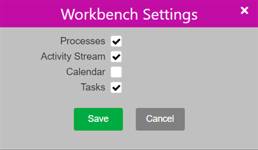 workbench/comidor low-code bpm platform