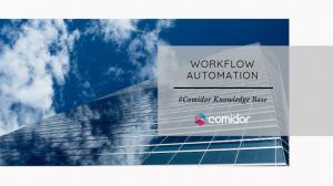 Workflow Automation | Comidor low-Code BPM Platform