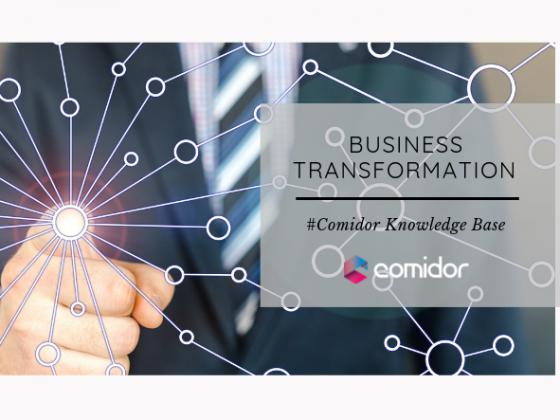 Business Transformation Software | Comidor Low-Code BPM Platform 2