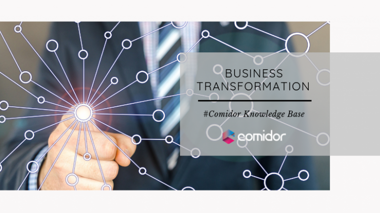 Business Transformation Software | Comidor Low-Code BPM Platform 2