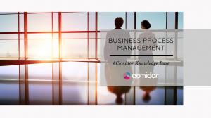 Business Process Management Definitions | Comidor Low-Code BPM Platform