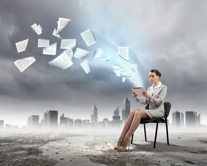 Cloud document management system
