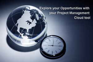 Cloud project management software opportunities