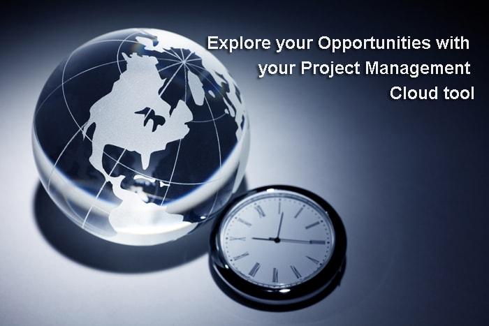 Cloud project management software opportunities