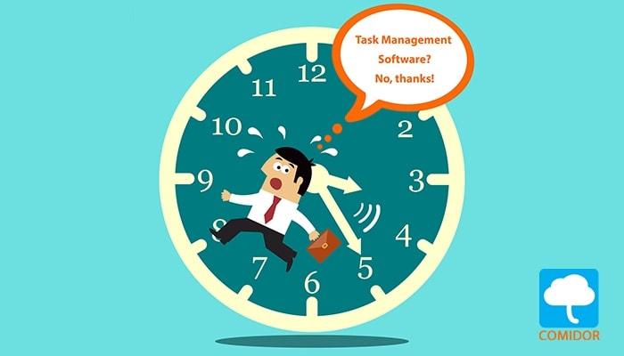 Task Management time saving