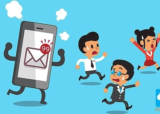 e-mail management | Comidor Low-Code BPM Platform