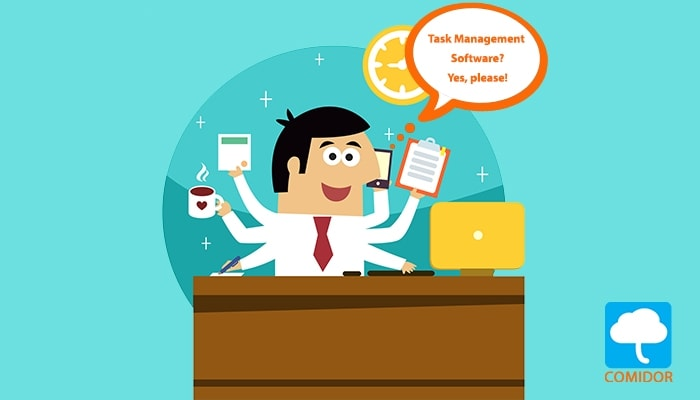 Reasons to use task management software