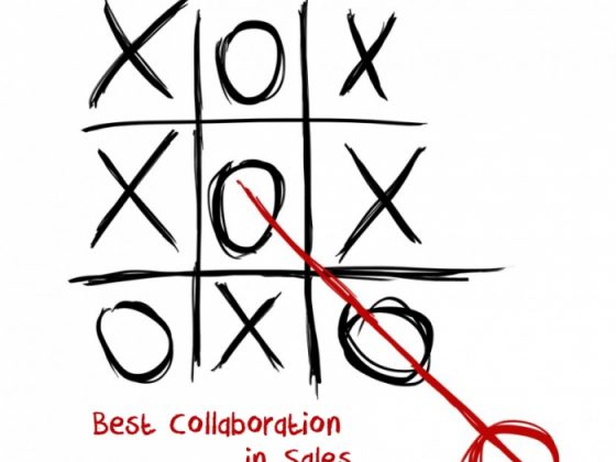Better collaboration in sales