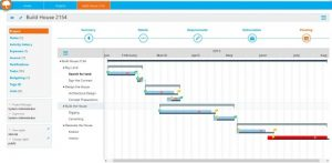 Smart project management platform
