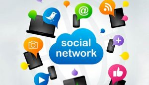 Social media integration with pm
