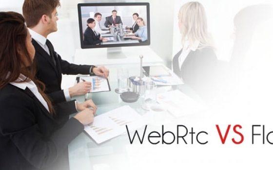 Video streaming webrtc