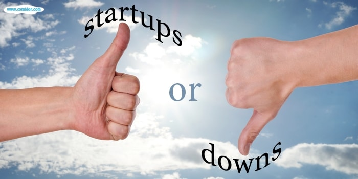 View on startups