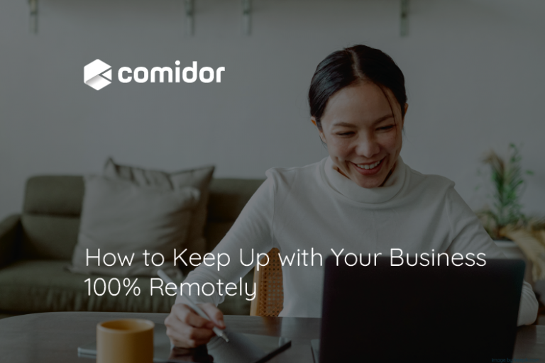 Remote Work | Comidor Digital Automation Platform