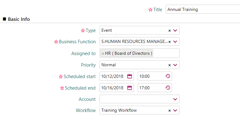 process scheduling | business automation | comidor