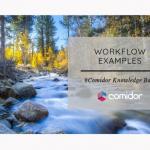 Workflow Examples | Comidor low-Code BPM Platform