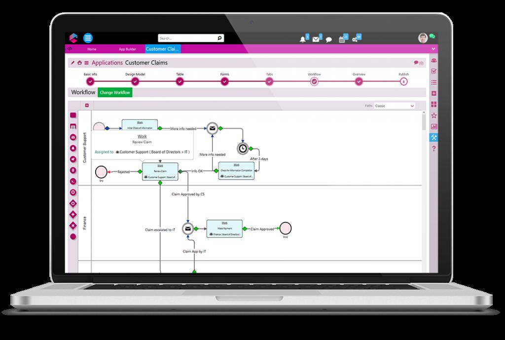 Custom Applications Development | Low-Code Platform | BPM Platform | Comidor