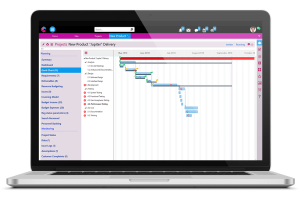 Gantt Chart | Business Project Management (PM Software) | BPM Platform | Comidor