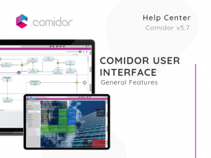 Comidor User Interface | Comidor Low-Code BPM Platform