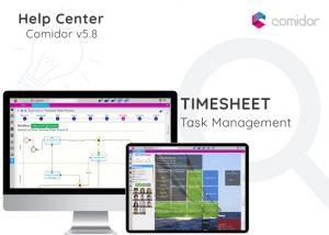 Timesheet | Comidor Digital Automation Platform