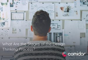 Stages of the Design Thinking Process | Comidor Low-Code BPM Platform