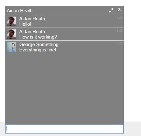 chat/comidor low-code bpm platform