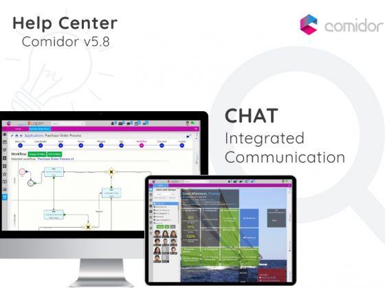 Chat   Comidor Digital Automation Platform