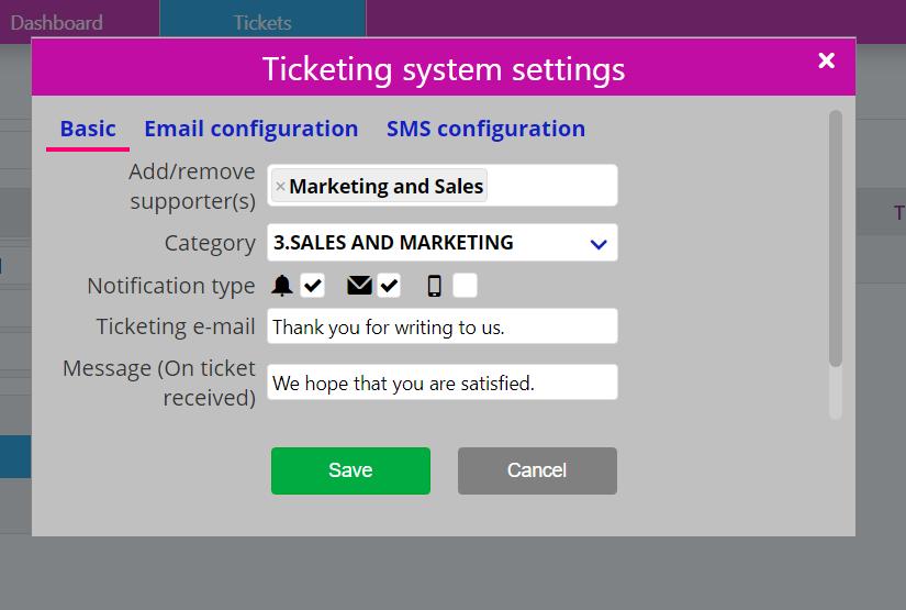 tickets/comidor low-code bpm platform