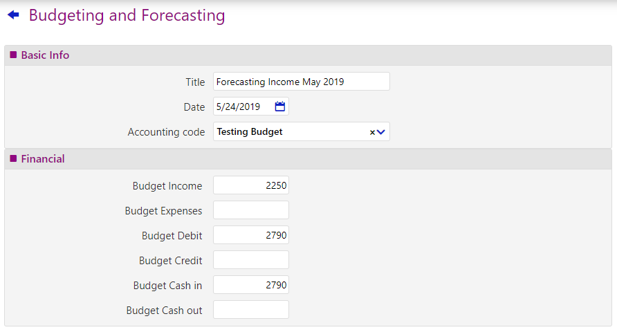 forecasting/comidor low-code bpm platform