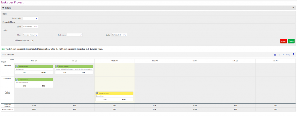timecards/comidor low-code bpm platform