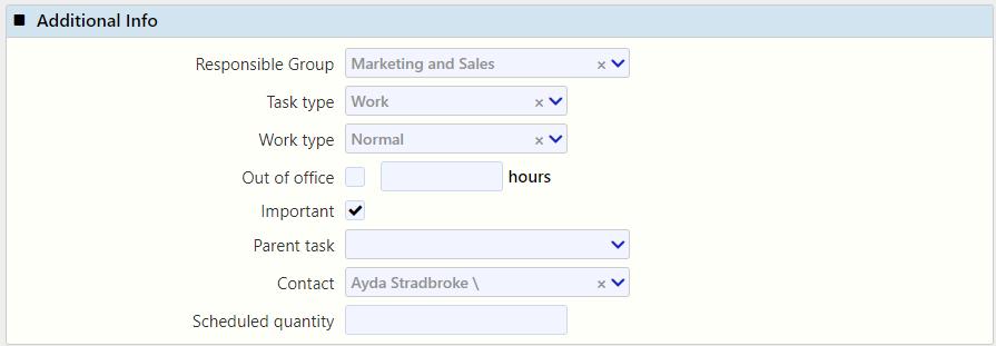task management / Comidor Digital Automation Platform