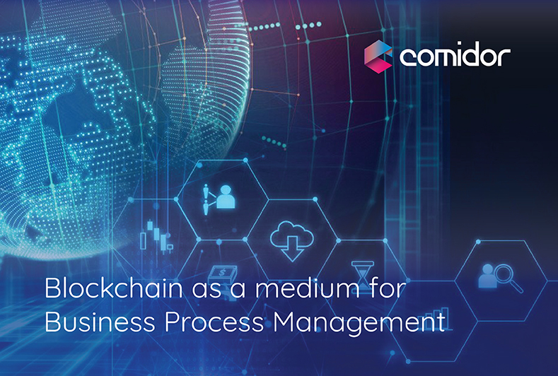 Blockchain as a medium for Business Process Management | Comidor BPM