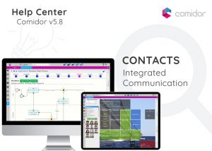 Contacts | Comidor Digital Automation Platform