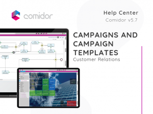 Campaign and Campaign Templates | Comidor Low-Code BPM