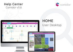 Home | User Desktop | Comidor Digital Automation Platform