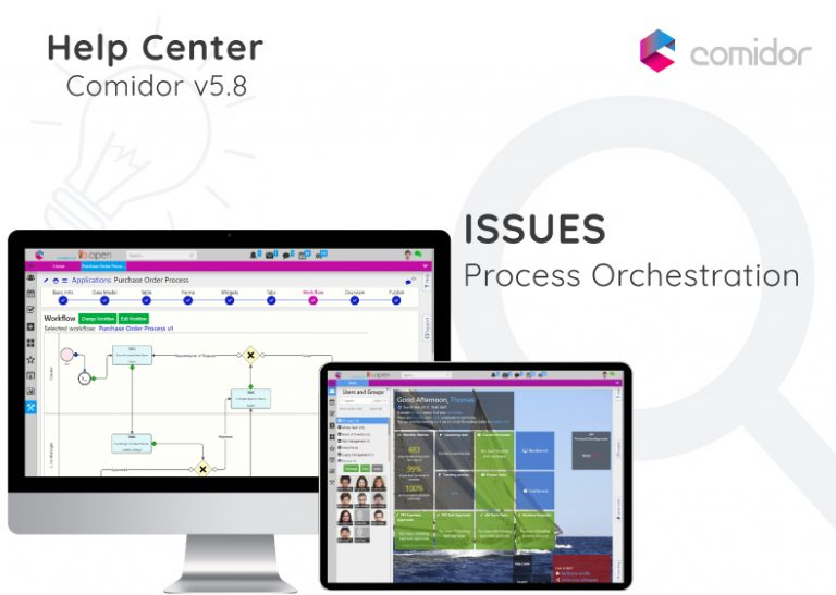 Issues | Comidor Digital Automation Platform