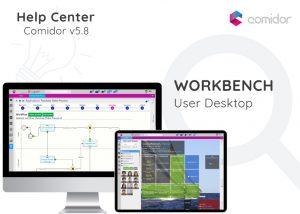Workbench | User Desktop | Comidor Digital Automation Platform