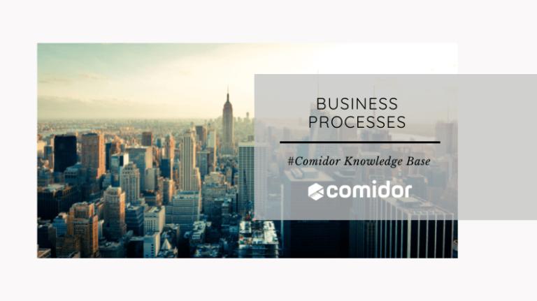 Business Process Definition   Knowledge Base   Comidor Low-Code Platform