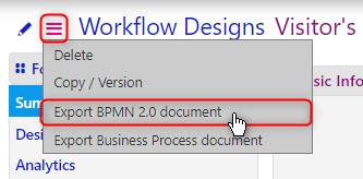 workflows/comidor low-code bpm platform