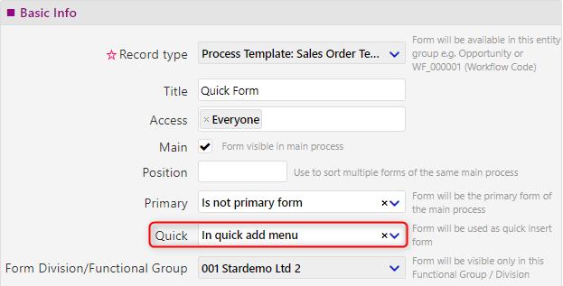 user forms/comidor low-code bpm platform
