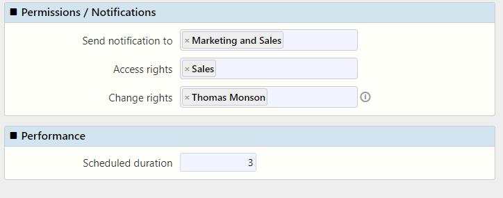 Process Scheduling | Comidor Digital Automation Platform
