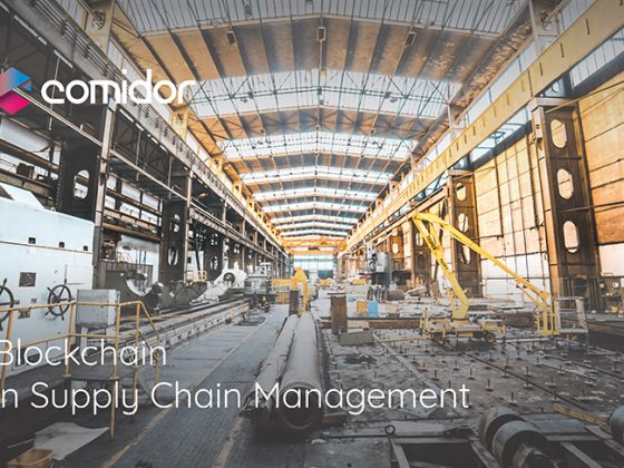 Blockchain in Supply Chain Management | Comidor Low-Code BPM Platform