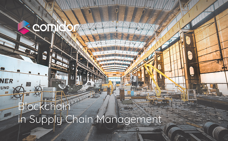 Blockchain in Supply Chain Management | Comidor Low-Code BPM Platform