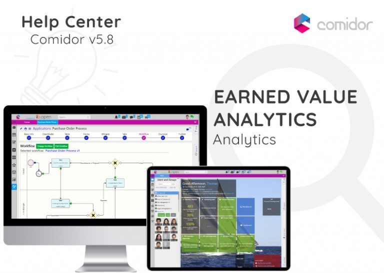 Earned Value Analytics   Comidor Digital Automation Platform