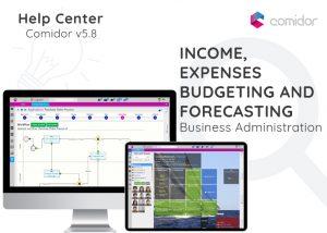 Income, Expenses, Budgeting and Forecasting | Comidor Digital Automation Platform