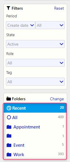 View tasks per activity | Comidor Platform