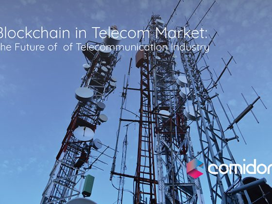 Blockchain in Telecom Market | The Future of Telecommunication Industry | Comidor Low-Code BPM Platform