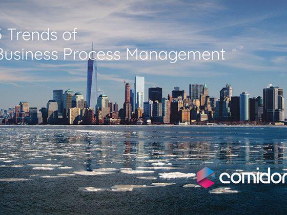 Business Process Management Trends | Comidor Low-Code BPM Platform