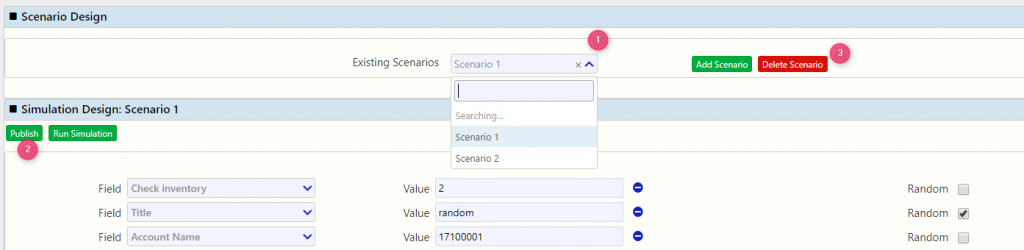 Workflow Simulator design | Digital Automation Platform