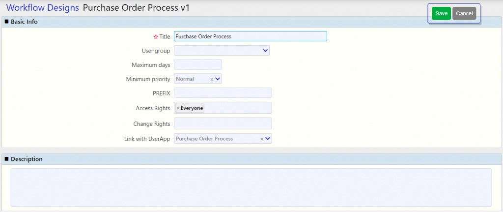 edit workflow |Comidor Digital Automation Platform