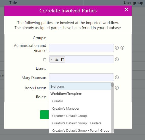 workflow |Comidor Digital Automation Platform